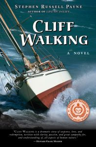 Cover of Cliff Walking, A Novel by Stephen Russell Payne